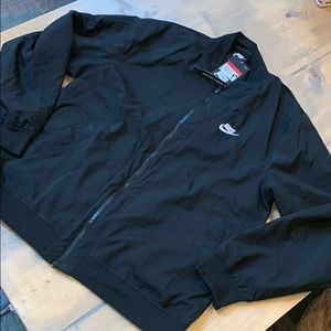 NWT men's Nike windbreaker / warm jacket